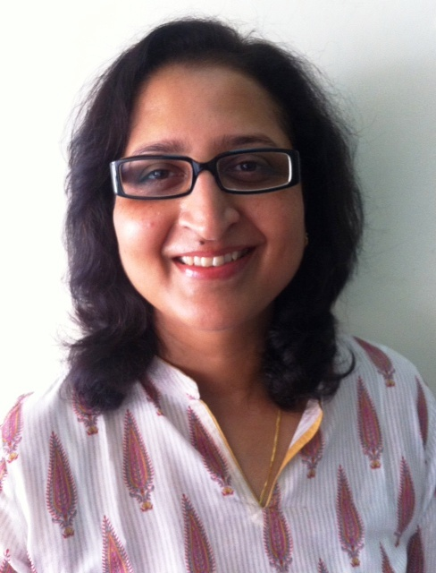 Pic- Lakshmi Iyer, Director and Head of Education at Sannam S4 Consulting