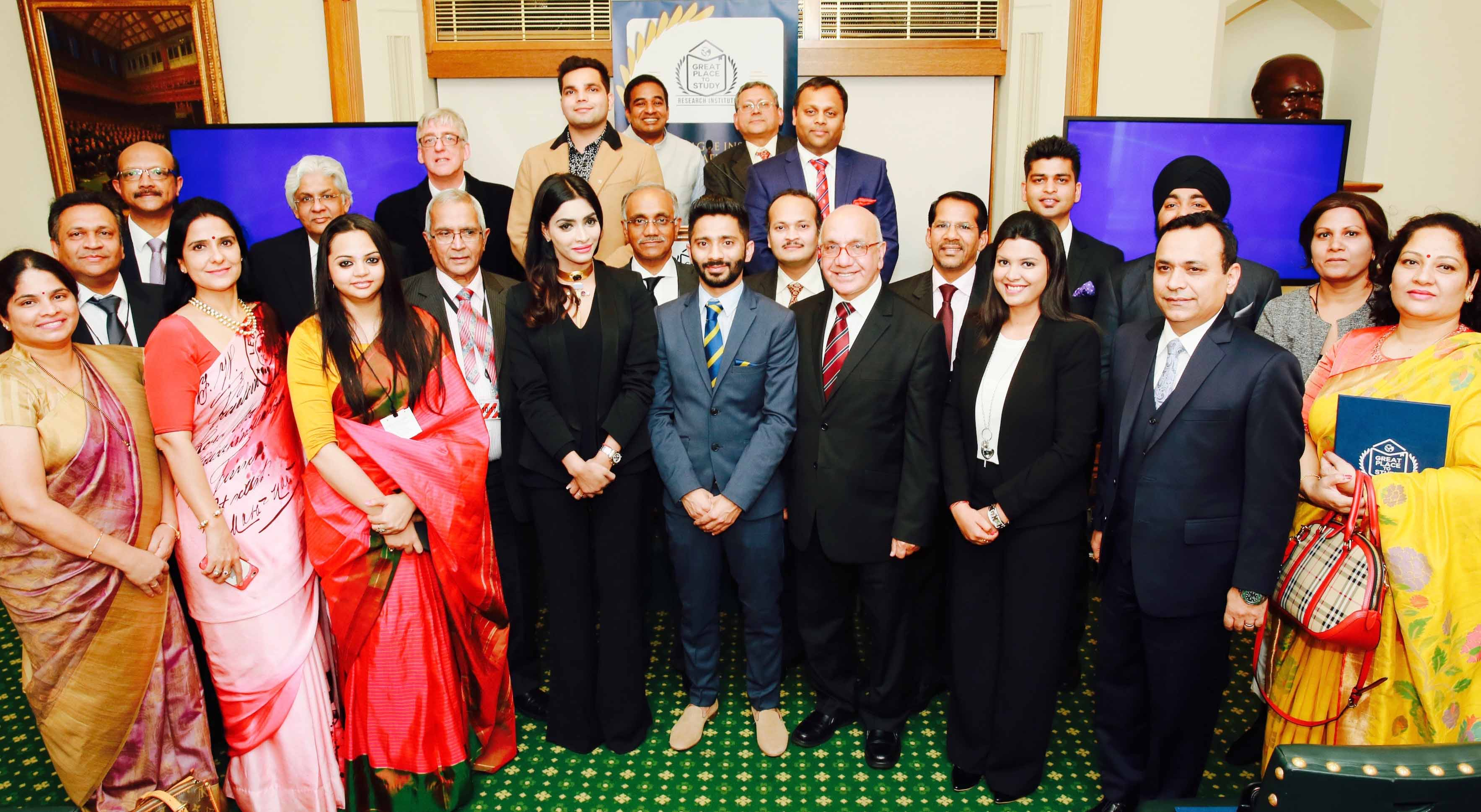 GLI certification at House of Commons