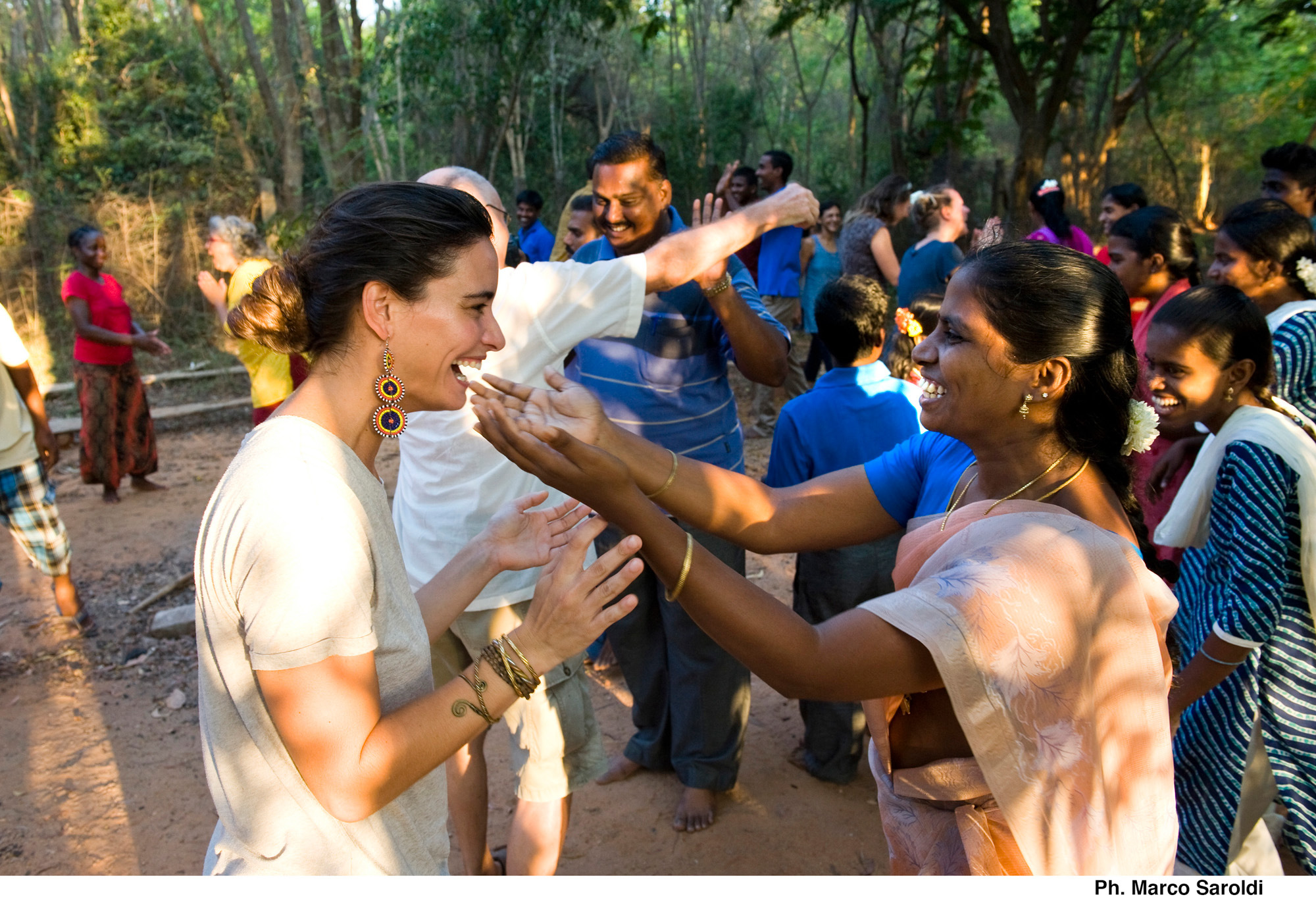 auroville carries on to  u2018save u2019 the world
